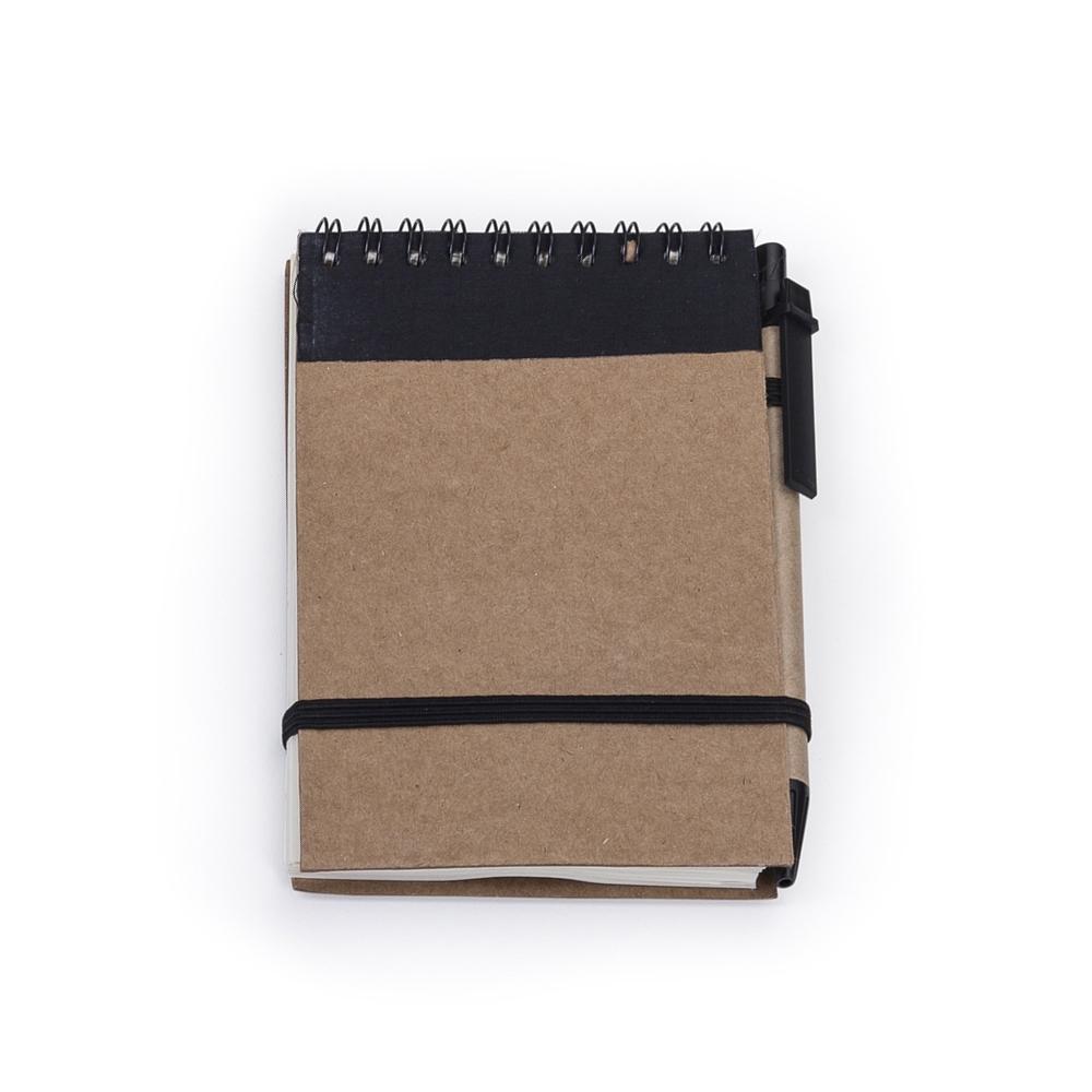 Bloco de anotações com caneta-LB15-32