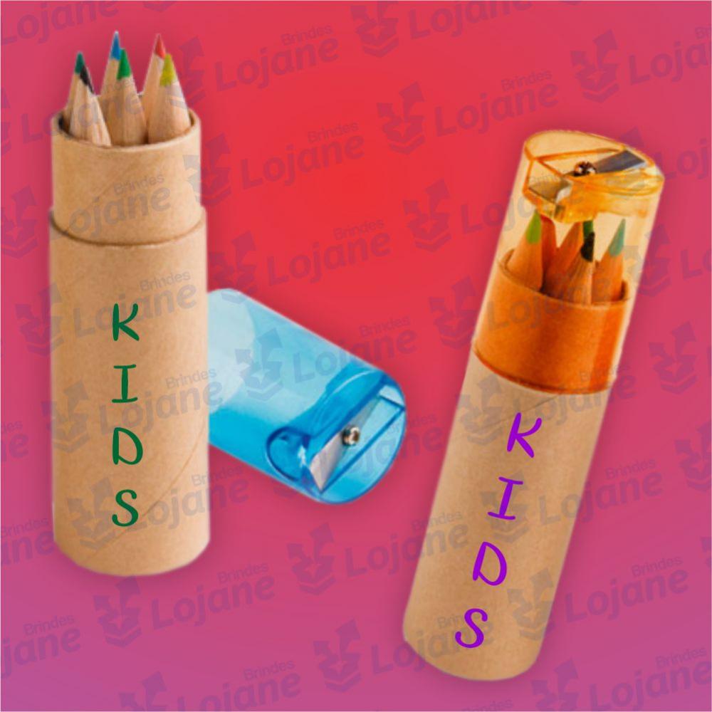 Caixa de Lápis de cor Pequena-LB42-07