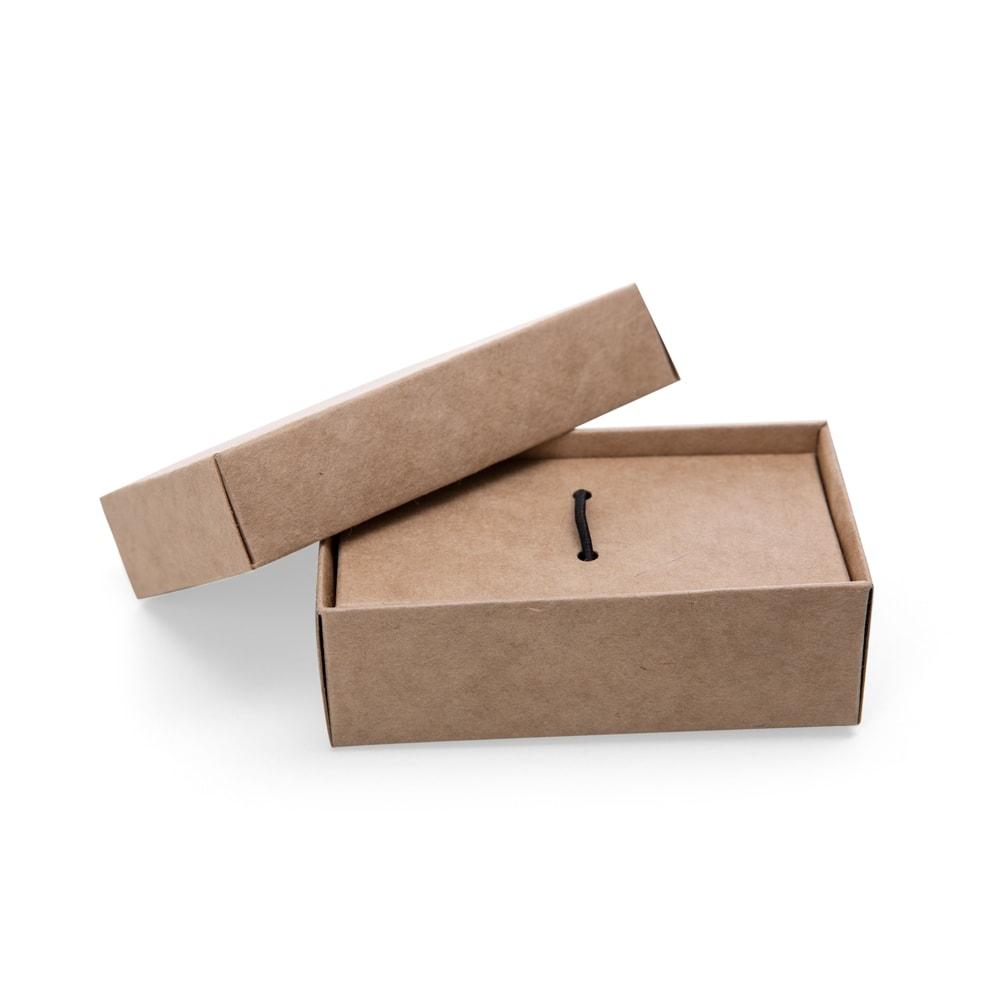 Embalagem Kraft para Pen Drive-LB20-08