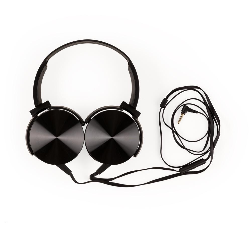 Headfone Bass Estéreo com Microfone-02065