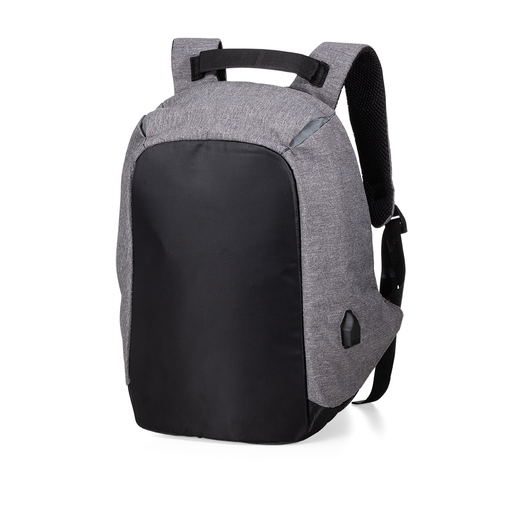 Mochila Anti-Furto USB-LB39-03