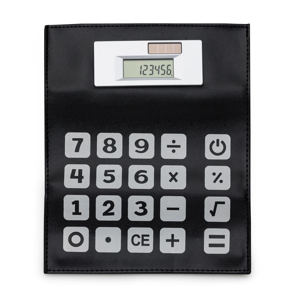 Mouse Pad com Calculadora Solar-12017