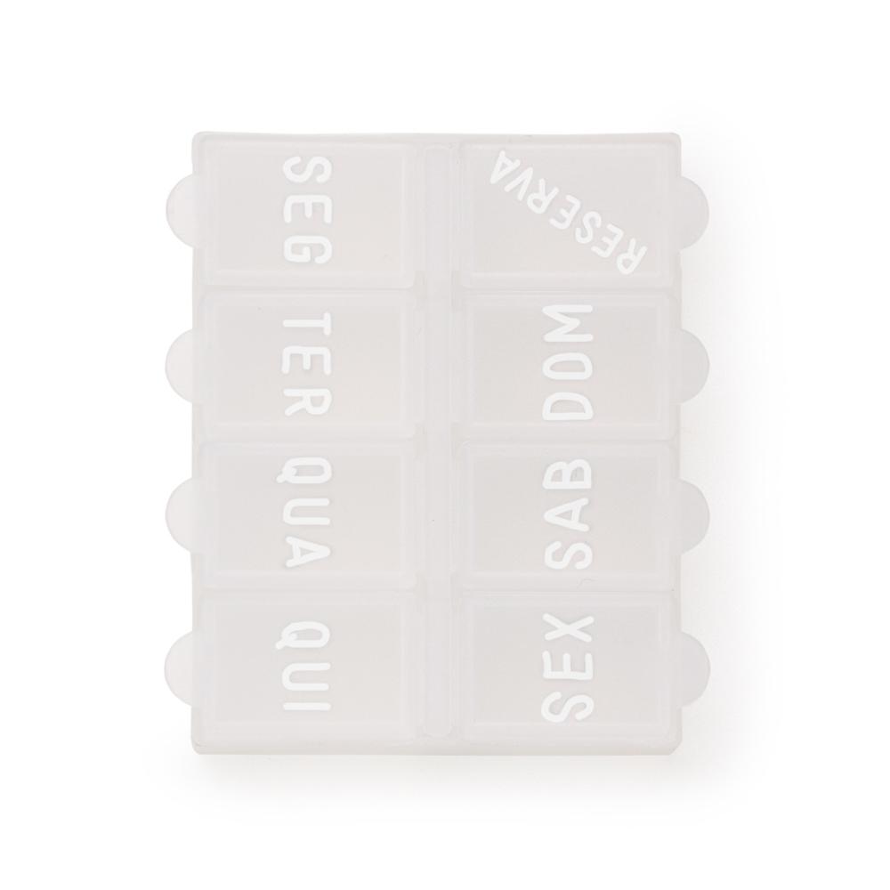 Porta Comprimidos Semanal-LB34-14