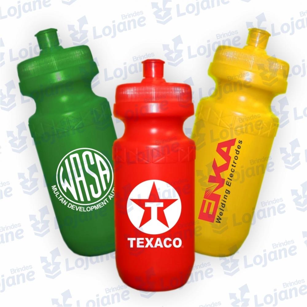 Squeeze 620ml Plástico Boca Larga-LB2-03