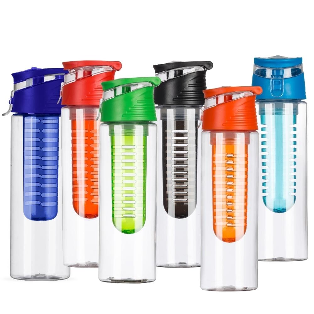 Squeeze Plástico 700ml com Infusor-013764B